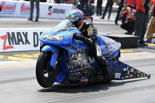 C. Force, Brown, Butner, Tonglet secure No. 1 qualifiers at NHRA Summernationals