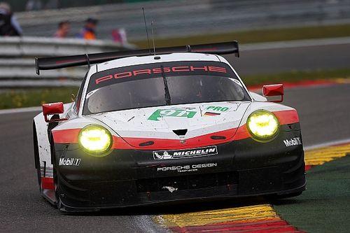 Porsche werkt aan fabrieksproject voor 24 uur van Spa