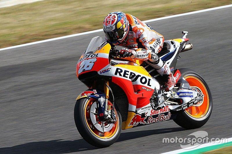 Pedrosa nyert Jerezben, csak spanyolok a dobogón a MotoGP-ben!