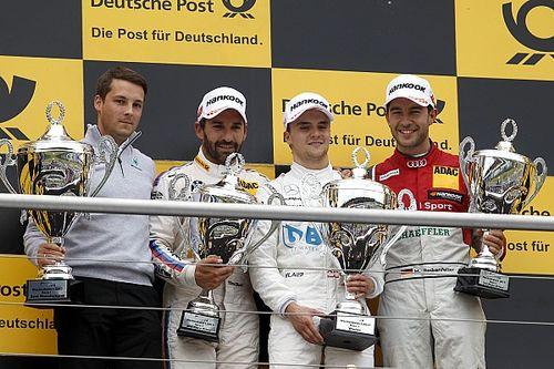 DTM Hockenheim: Menangi duel dramatis, Auer juarai balapan pembuka