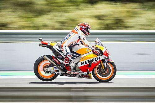 Jerez, Libere 4: Honda ancora in vetta, ma stavolta con Marquez