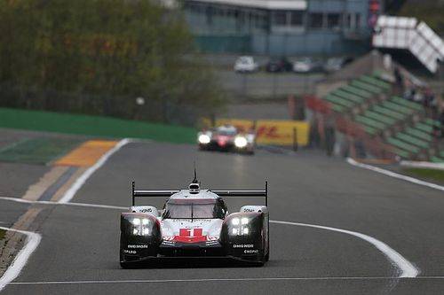 Porsche bate a Toyota y se lleva la pole para las 6h de Spa