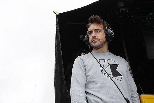 """Alonso à Indy, une idée depuis """"quatre ou cinq ans"""""""