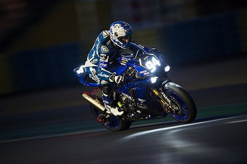 David Checa y el Yamaha GMT94 ganan las 24 Horas de Le Mans