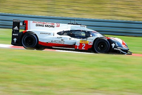 Nurburgring WEC: Bernhard tops opening practice for Porsche