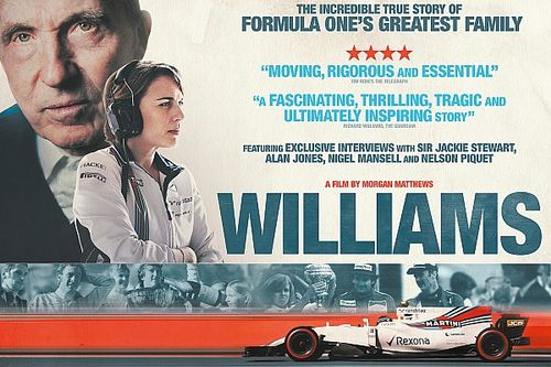 New Williams movie premieres in London's West End