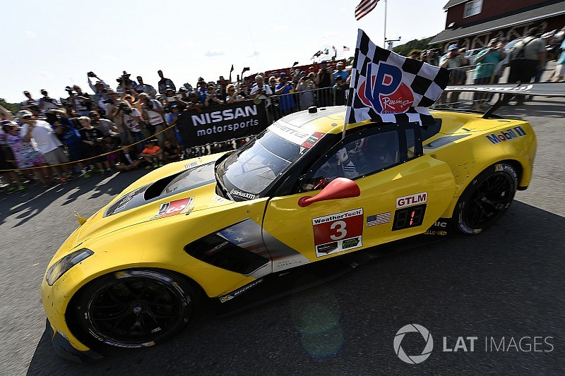 Jan Magnussen: No backing off as we close in on IMSA title