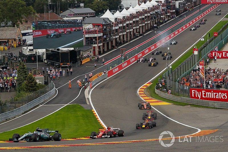 Le Grand Prix de Belgique prolongé pour 3 années de plus