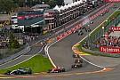F1 スパ、F1開催契約を3年延長。2021年までのベルギーGP開催が決定