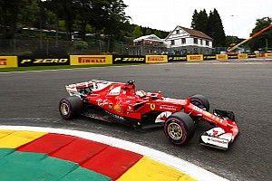 【F1】ベッテル、スパでは「メルセデスの方が適している」と認める
