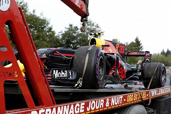 Verstappen: Lebih baik mesin saya meledak