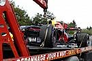 Verstappen n'échappera pas à des pénalités à Monza