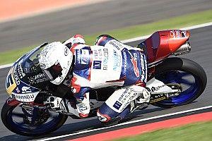 【Moto3イギリス】予選:ランク2位のフェナティが今季初PP獲得
