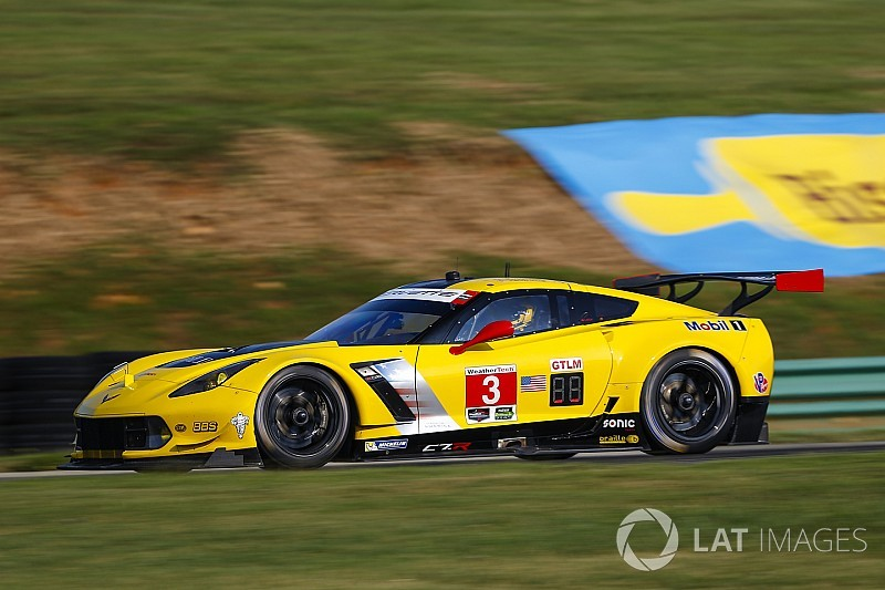 VIR IMSA: BMW misfortune hands win to Corvette