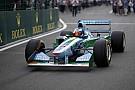 Wie Mick Schumacher die Fahrt im F1-Auto seines Vaters erlebte
