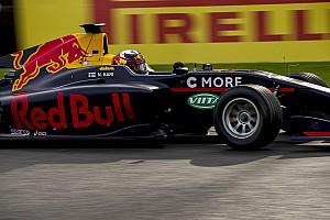 GP3 Breaking news Red Bull to drop Kari from junior programme