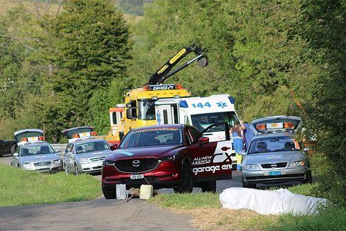 Oberhallau drammatica: Martin Wittwer ha perso la vita!