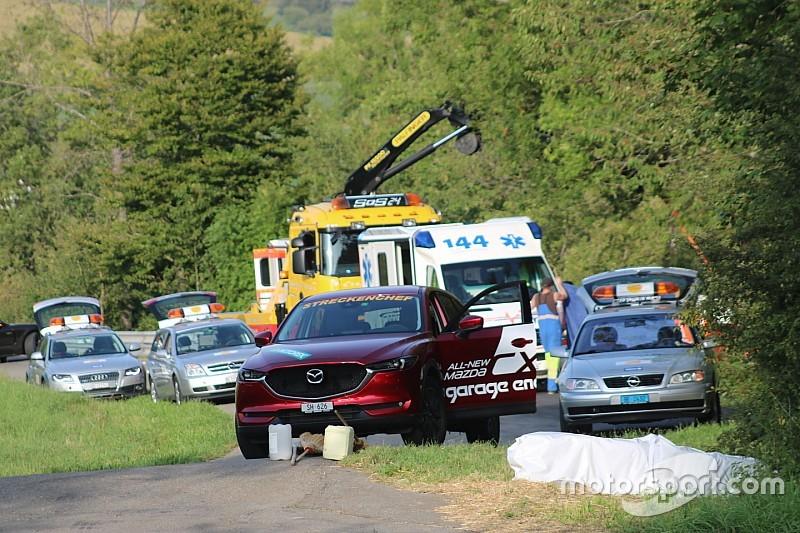 Dodelijk ongeval in Zwitserse heuvelklim