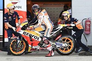 """Marquez: """"Non c'è il pericolo che si ripeta la rottura del motore"""""""