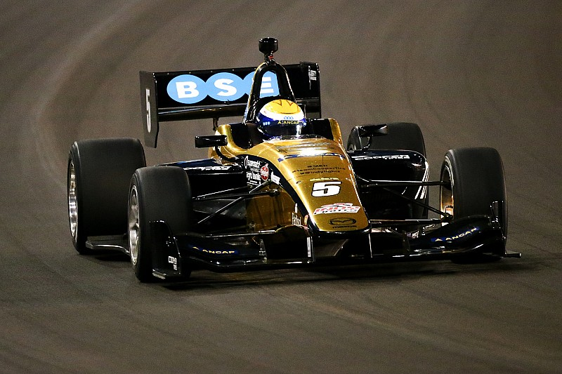 Gateway Indy Lights: Urrutia wins after thrilling race