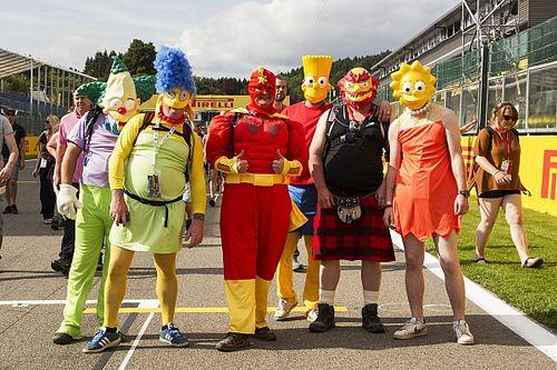 Гран При Бельгии: лучшее из соцсетей