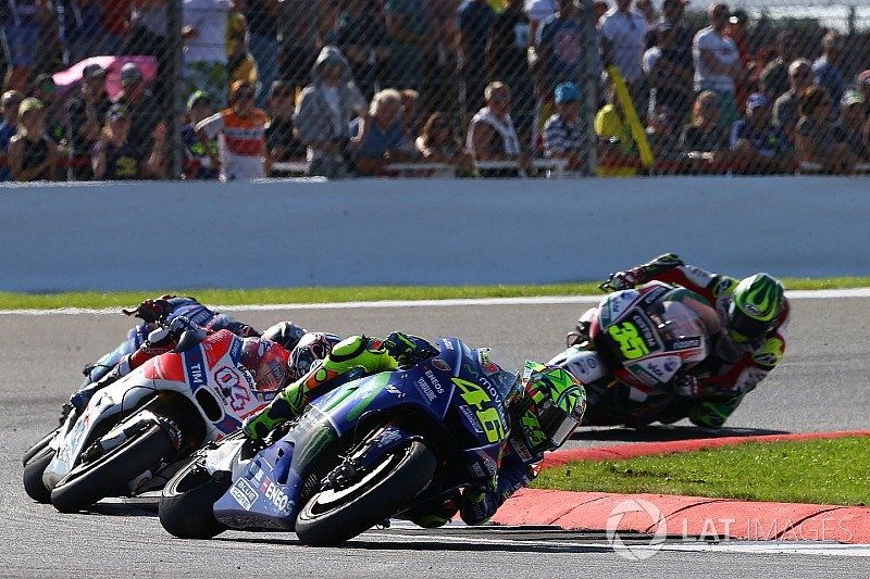 Silverstone gets new three-year deal to host MotoGP