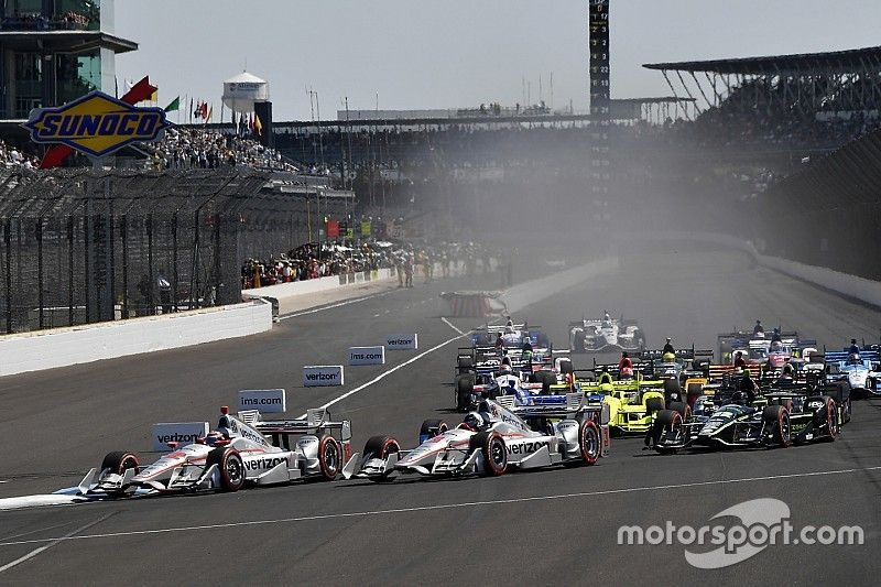 Seven former winners headline 101st Indianapolis 500 entry list