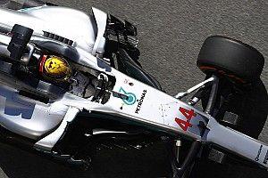 【F1】スペインGP FP1速報:ハミルトンが首位。アロンソはPUトラブル