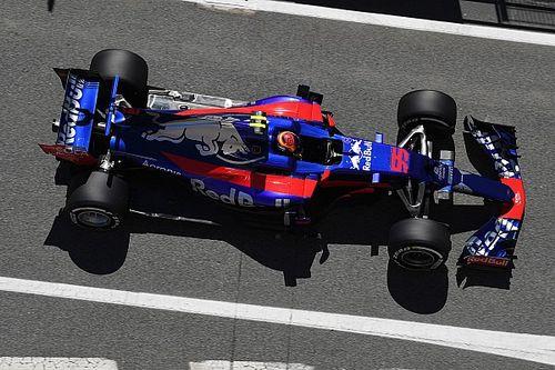 Tech update: De innovaties van Toro Rosso voor Spanje