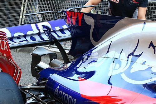 Технический брифинг: Т-крыло и другие новинки Toro Rosso