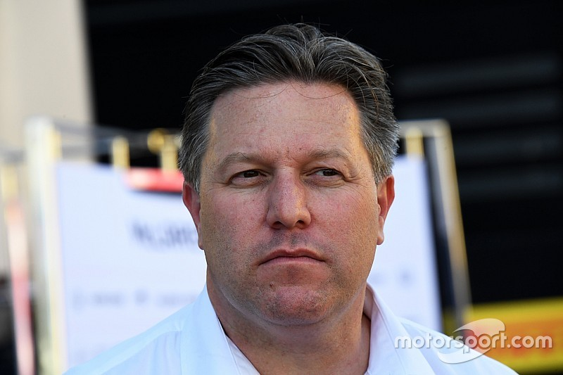 """Brown: Teams must be open to """"sacrifices"""" for benefit of F1"""