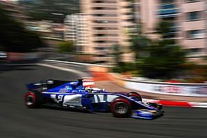 Формула 1 Важливі новини Ерікссон звинувачує гальма в аварії у Монако