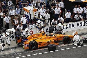 В McLaren отказались от планов выступить в Indy 500 в 2018 году