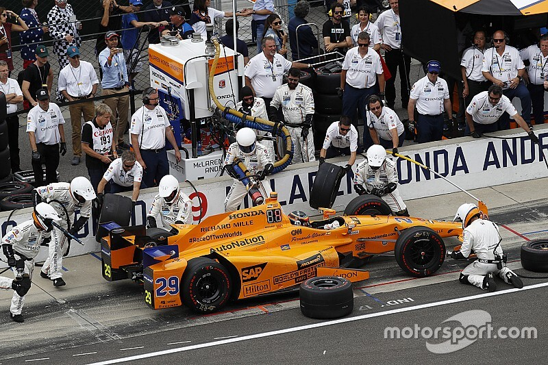 "McLaren will create ""whole separate team"" for Indy 500"
