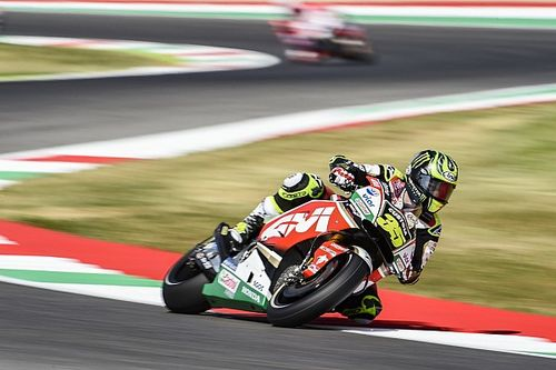 Crutchlow can't understand Barcelona chicane complaints