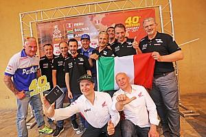 Dakar Ultime notizie Il Dakar Tour a Milano per la presentazione italiana del percorso 2018