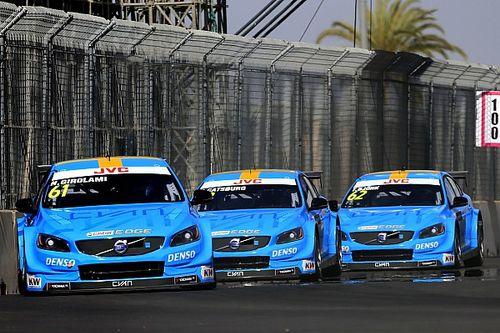 Volvo a répondu présent face à Honda