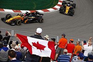 El duelo entre compañeros en clasificación - GP de Canadá