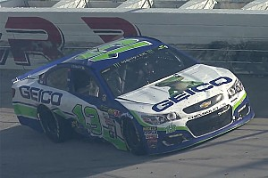 NASCAR Cup Breaking news Great day for RCR derailed by late-race wrecks