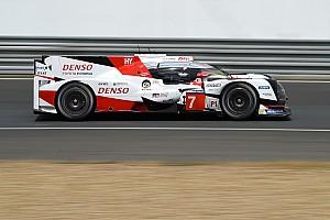 Le Mans Análisis Análisis: cómo el calor podría perjudicar a Toyota en Le Mans