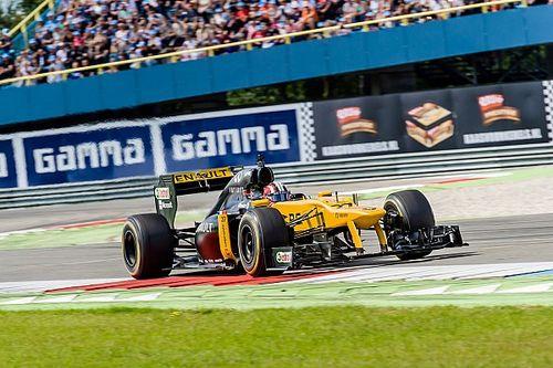 Hülkenberg rijdt officieus baanrecord tijdens Gamma Racing Day