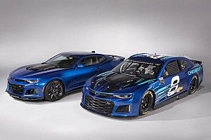 Camaro ZL1: wajah baru Chevrolet di arena NASCAR
