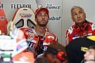 "MotoGP Tardozzi: ""A Andrea ya podemos llamarle Profesor Dovi"""