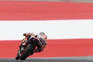 Márquez revienta el crono en el tercer libre en el Red Bull Ring