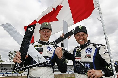 Comment Kristoffersson affole les records en World RX