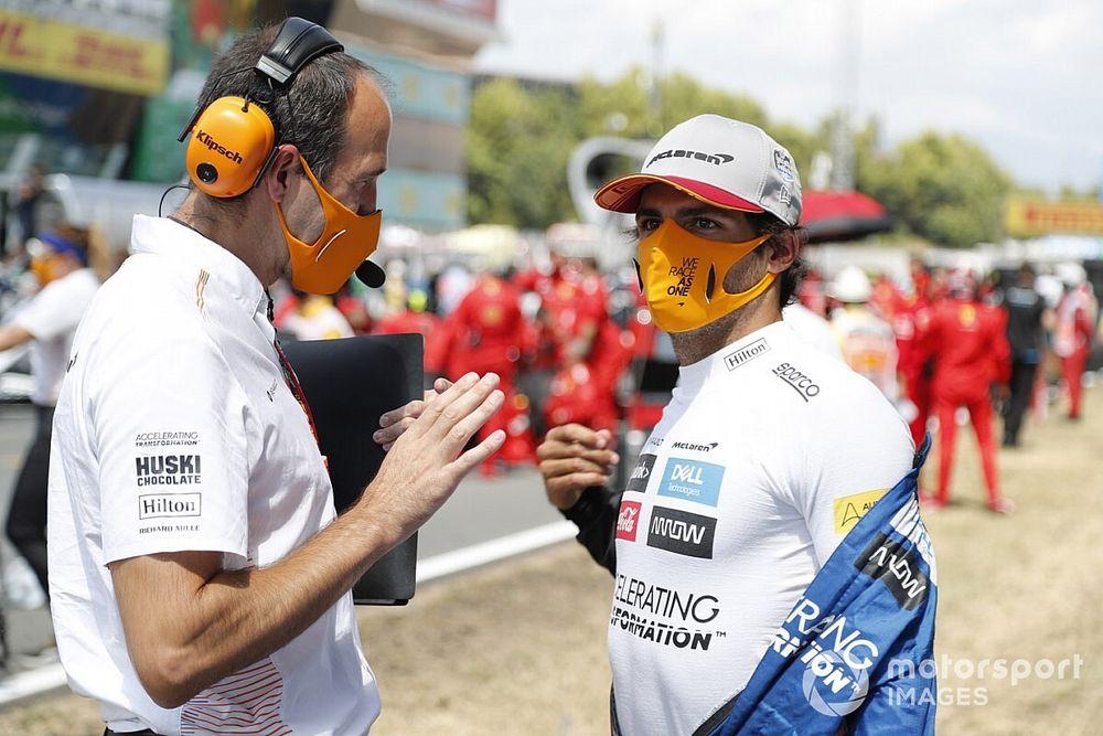 Sainz, önümüzdeki hafta Ferrari ile Fiorano'da test yapacak