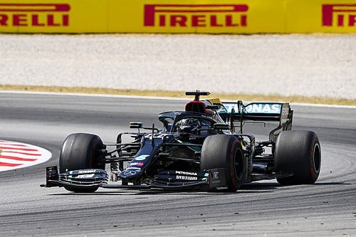 Хэмилтон назвал победу в Барселоне сюрпризом