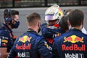 La razón del enojo de Verstappen con Red Bull por la radio