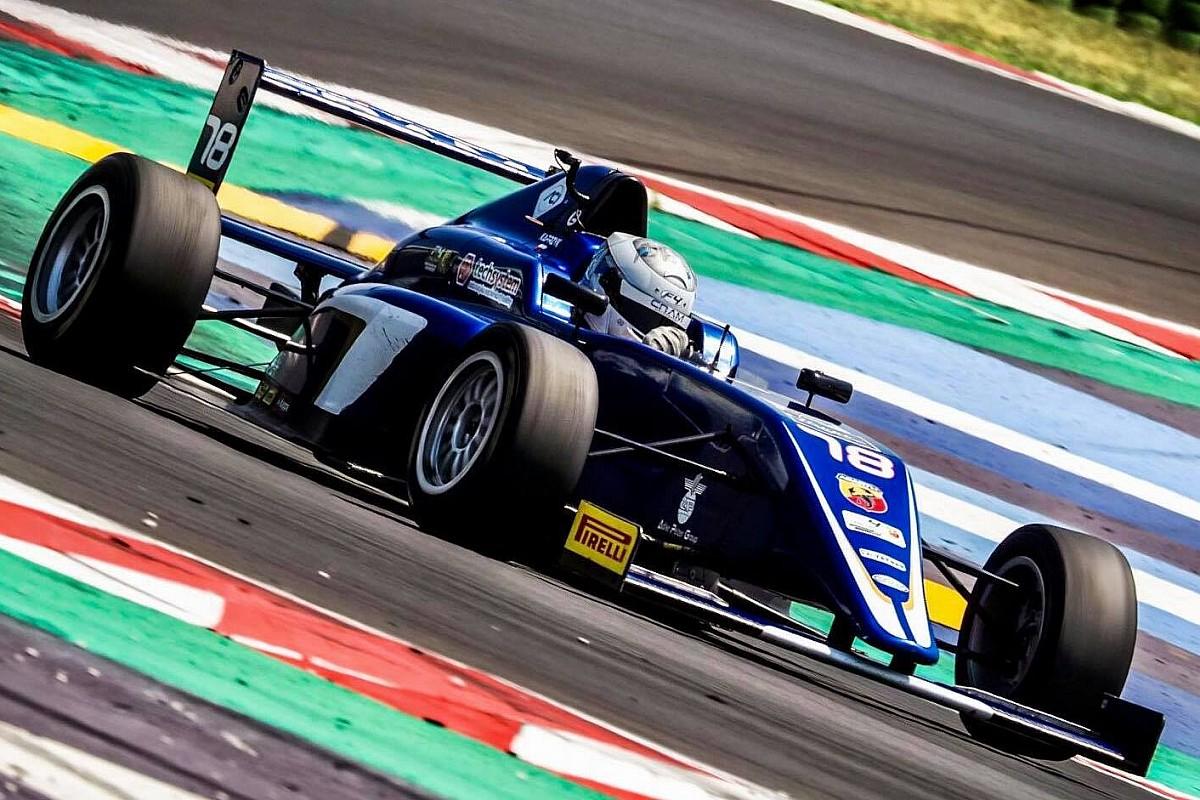 Kaprzyk wraca do włoskiej F4