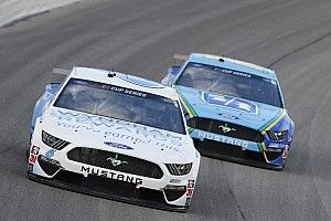 Both Roush Fenway cars penalized prior to Michigan Cup race